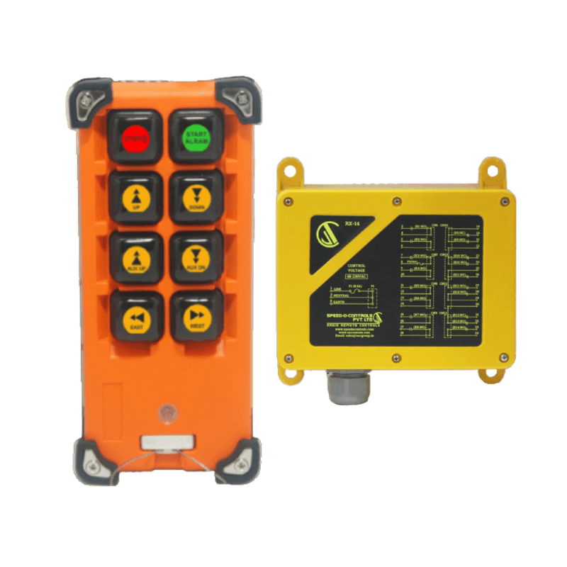 Impact 302 Radio Remote Control System