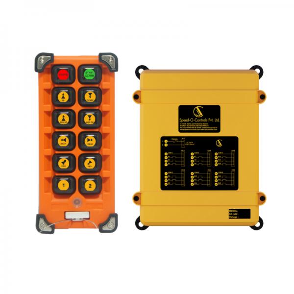 Impact 501 Radio Remote Control System