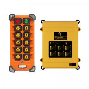 Impact 502 Radio Remote Control System