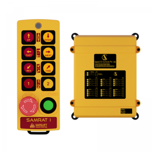 Samrat 1 Double Radio Remote Control System