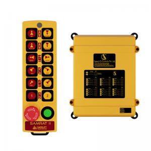 Samrat 2 Double Radio Remote Control System