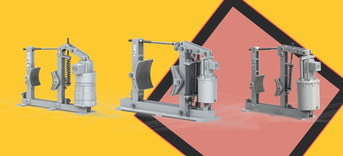 Thruster Brake - Working Principle, Construction & Operation