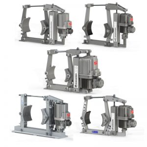 Flame Proof Mill Duty Thruster Brake - Gas Group IIA/llB