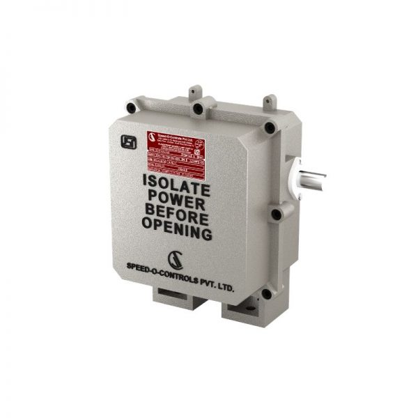 Flame Proof 40amps Rotary Geared Limit Switch