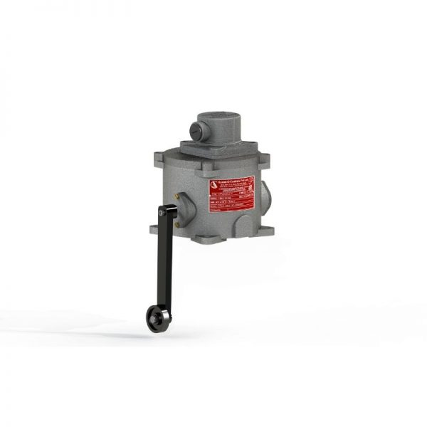 Flame Proof 40 Amps Two way Lever Type Shunt Limit Switch - Gas Groups 2C