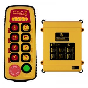 Sysca 8 Radio remote Control System