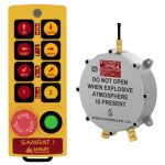 Flame Proof Samrat 1 (401) Radio Remote Control System