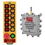 Flame Proof Samrat 2 (601) Radio Remote Control System