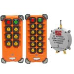 Flame Proof Impact Radio Remote Control System - Gas Group IIC