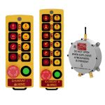 Flame Proof Samrat Radio Remote Control System - Gas Group IIC