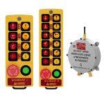 Flame Proof Samrat Radio Remote Control System - Gas Group IIC